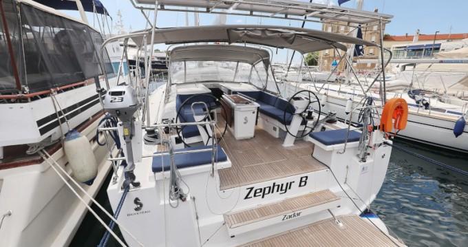Alquiler de yate Zadar - Bénéteau Oceanis 51.1 en SamBoat