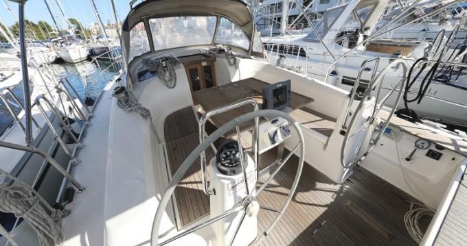 Bavaria Cruiser 40 entre particulares y profesional Zadar