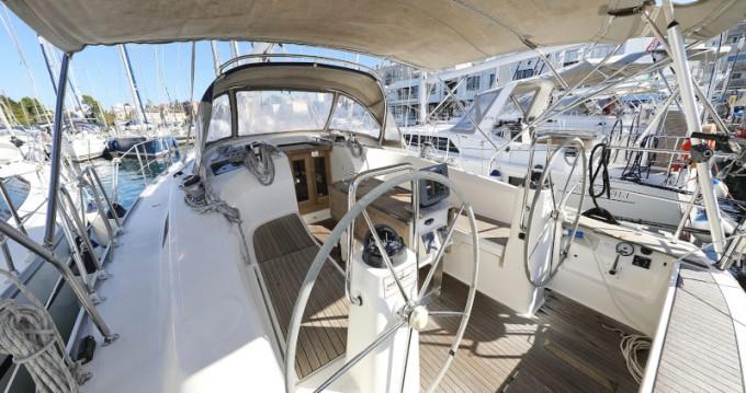 Alquiler Velero en Zadar - Bavaria Cruiser 40
