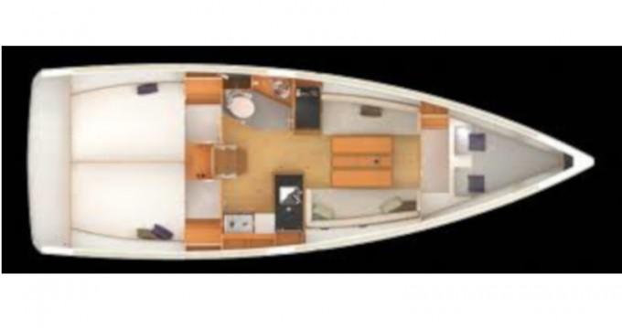 Alquiler de barcos Jeanneau Sun Odyssey 349 enPirovac en Samboat