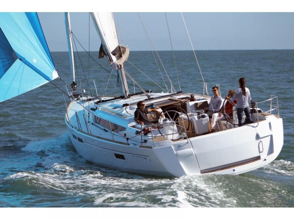 Alquiler Velero en Marina de Alimos - Jeanneau Sun Odyssey 469