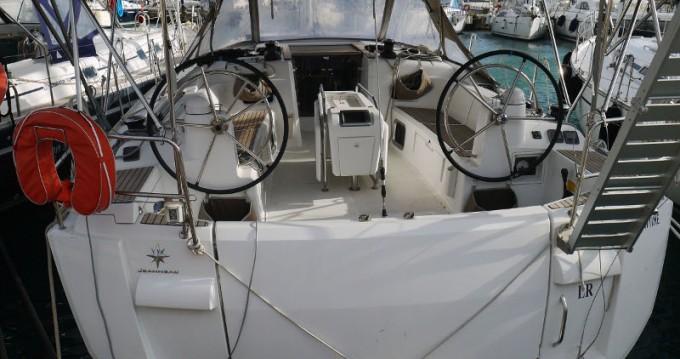 Alquiler de Jeanneau Sun Odyssey 469 en Álimos