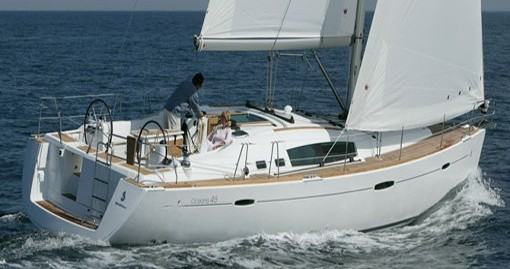Alquiler de barcos Bénéteau Oceanis 46 enAtenas en Samboat