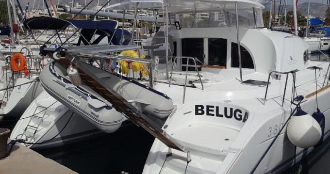 Catamarán para alquilar Álimos al mejor precio