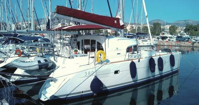 Alquiler Catamarán en Salamína - Lagoon Lagoon 380