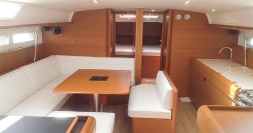 Alquiler de barcos Jeanneau Sun Odyssey 519 enLávrio en Samboat