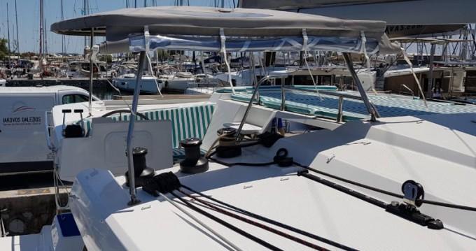 Catamarán para alquilar Atenas al mejor precio