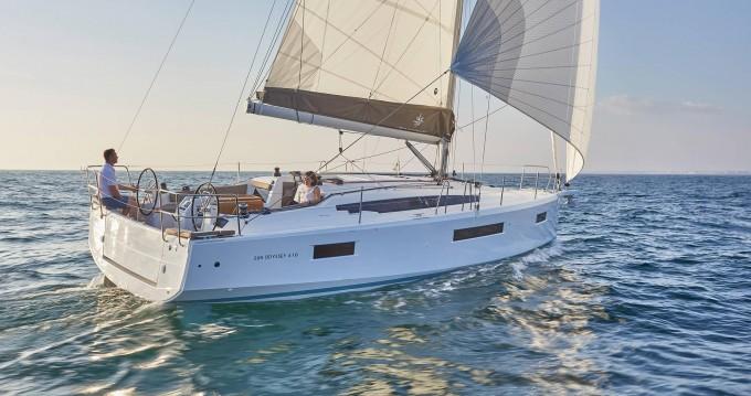 Alquiler de Jeanneau Sun Odyssey 410 en Lefkas Marina