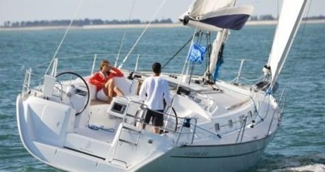 Alquiler de yate Port of Lefkada - Bénéteau Cyclades 43.4 en SamBoat