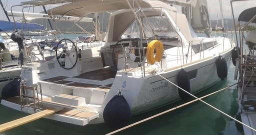 Velero para alquilar Port of Lefkada al mejor precio