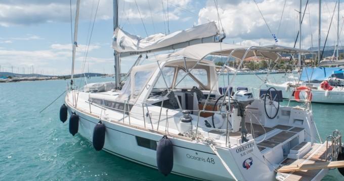 Alquiler de barcos Port of Lefkada barato de Oceanis 48