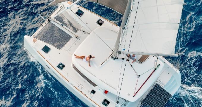 Alquiler de Catamarán, con o sin patrón Lagoon Port of Lefkada
