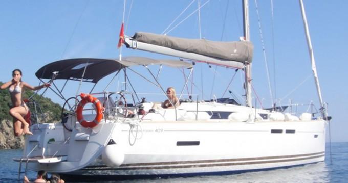 Alquiler de barcos Jeanneau Sun Odyssey 409 enMarmaris en Samboat