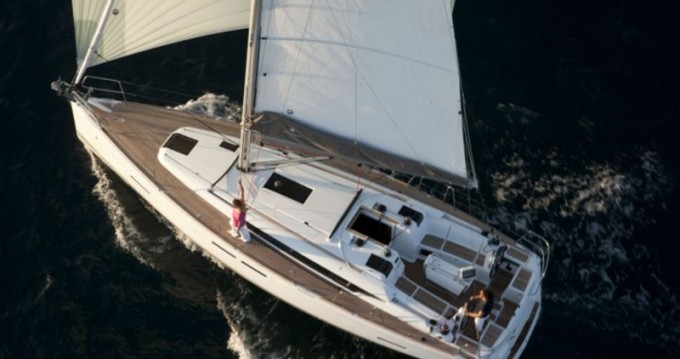 Alquiler de barcos Marmaris barato de Sun Odyssey 409