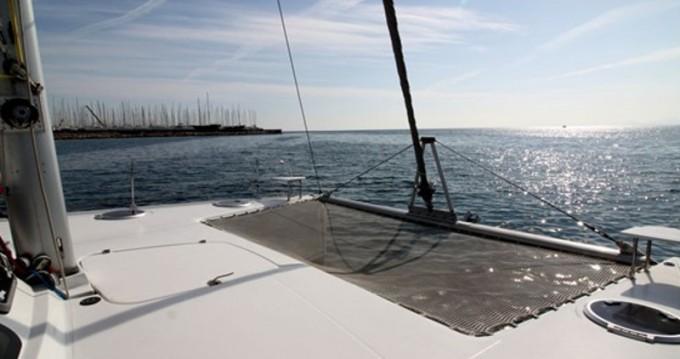 Alquiler de barcos Palioúri barato de Lavezzi 40