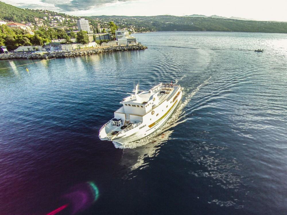Alquiler Velero en Split -  Sibari