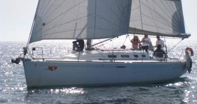 Alquiler de barcos Biograd na Moru barato de First 40.7