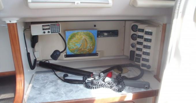 Alquiler Velero Dehler con título de navegación