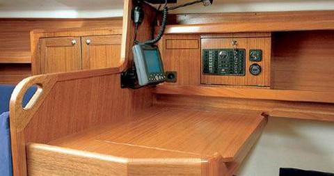 Alquiler de barcos Biograd na Moru barato de Elan 333