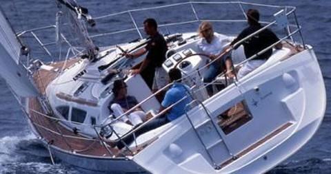 Alquiler de barcos Biograd na Moru barato de Sun Odyssey 35