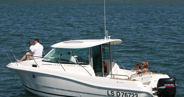 Alquiler de barcos Jeanneau Merry Fisher 725 enBiograd na Moru en Samboat