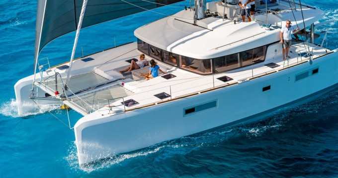 Catamarán para alquilar Le Marin al mejor precio