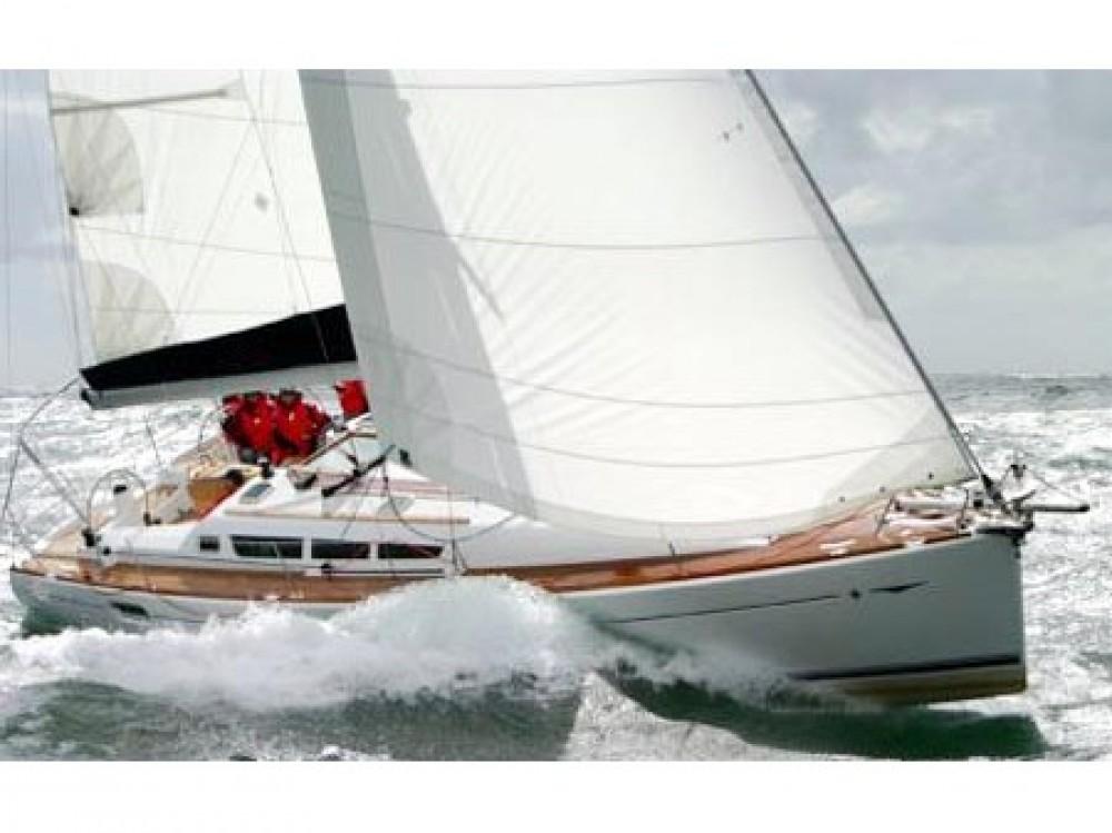 Alquiler Velero en Le Marin - Jeanneau Sun Odyssey 42i