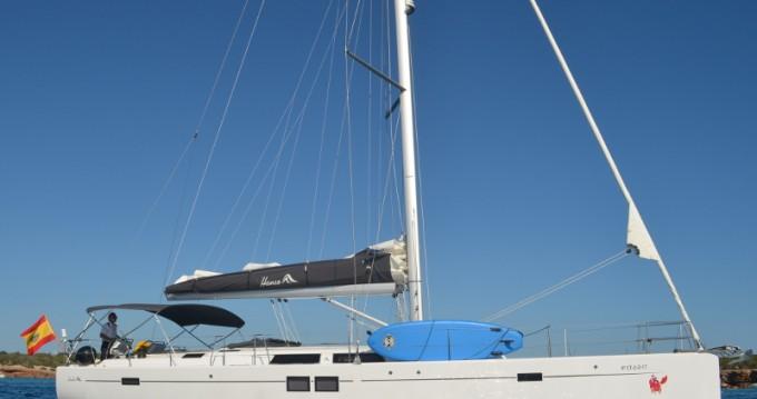 Hanse Hanse 505 entre particulares y profesional Ibiza (Ciudad)