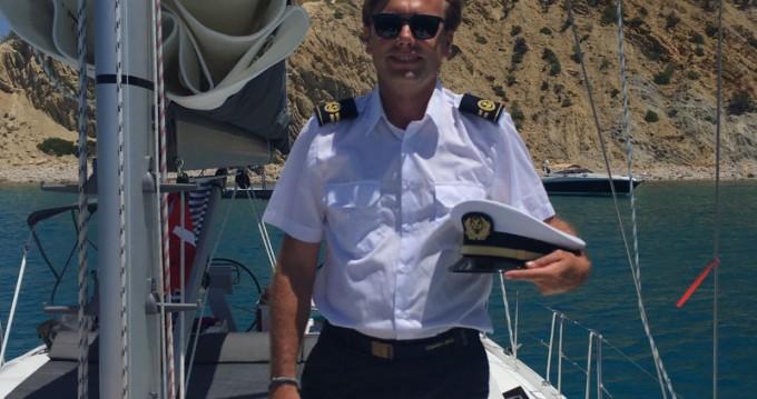 Alquiler de barcos Ibiza (Ciudad) barato de Hanse 505
