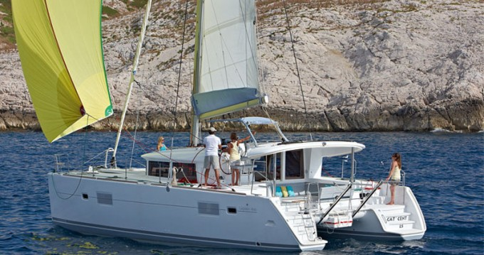 Alquiler de yate Šibenik - Lagoon Lagoon 400 S2 en SamBoat