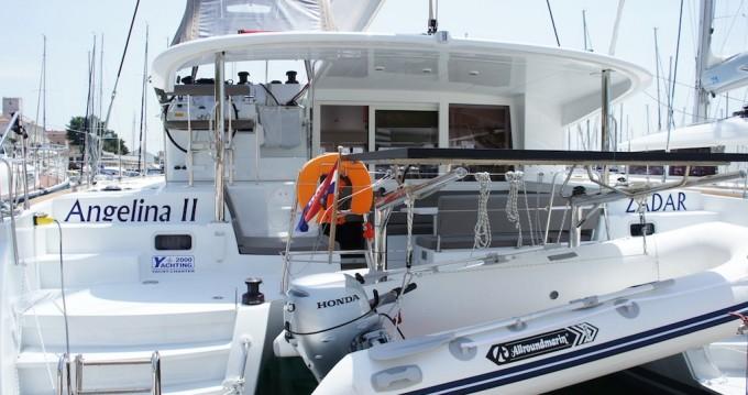 Alquiler de barcos Lagoon Lagoon 400 S2 enŠibenik en Samboat