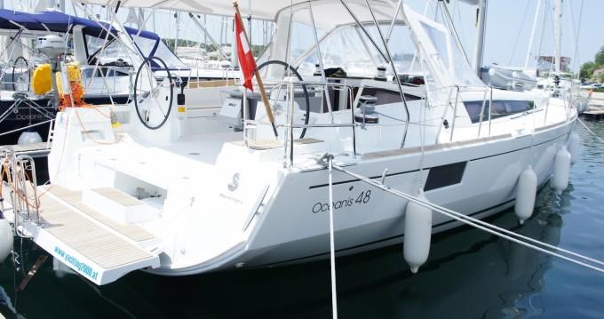 Alquiler Velero en Šibenik - Bénéteau Oceanis 48 LR