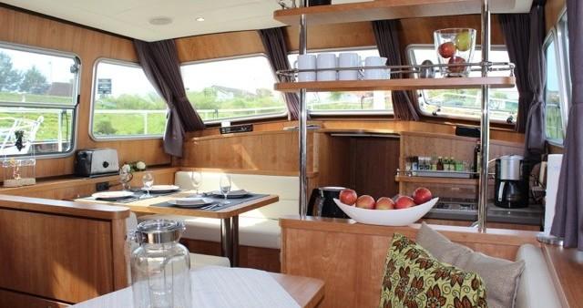 Alquiler de barcos Linssen Linssen GS 40.9 AC enWerder (Havel) en Samboat