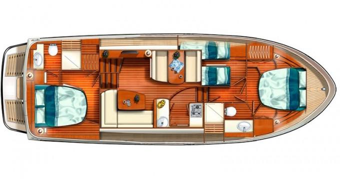 Alquiler de yate Werder (Havel) - Linssen Linssen GS 40.9 AC en SamBoat