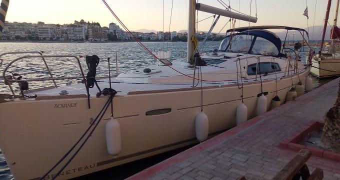 Alquiler de barcos Akhíllio barato de Oceanis 43