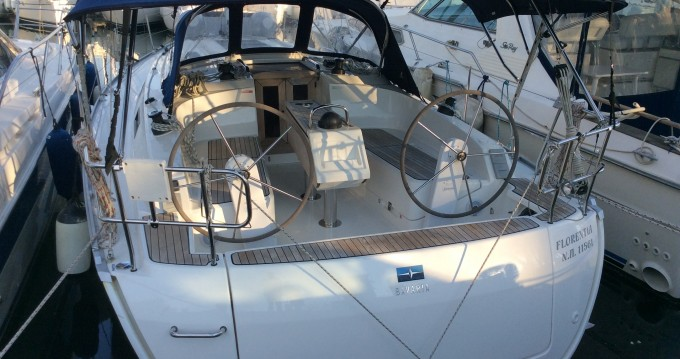 Alquiler de yate Akhíllio - Bavaria Cruiser 37 en SamBoat