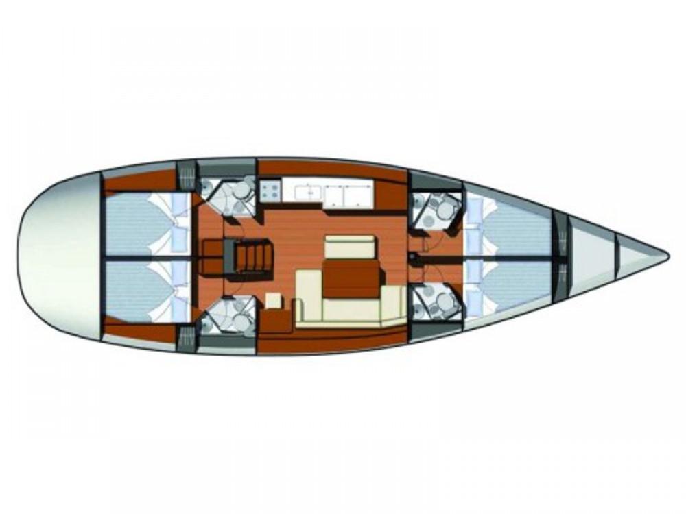 Alquiler de barcos Jeanneau Sun Odyssey 49i enŠibenik en Samboat