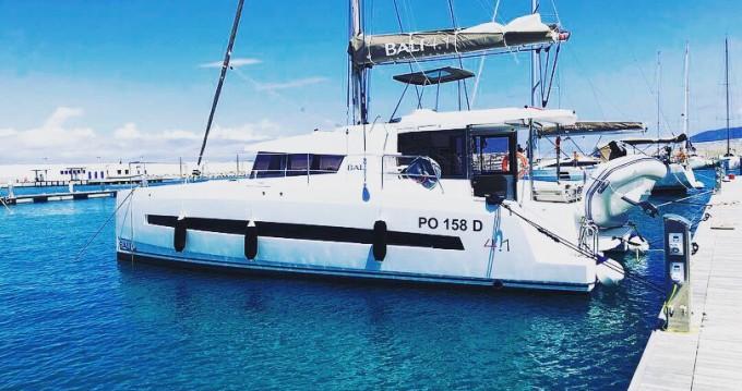 Alquiler Catamarán en Capo d'Orlando - Bali Catamarans Bali 4.1