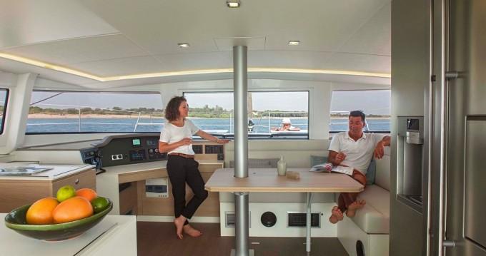 Alquiler de barcos Capo d'Orlando barato de Bali 4.5