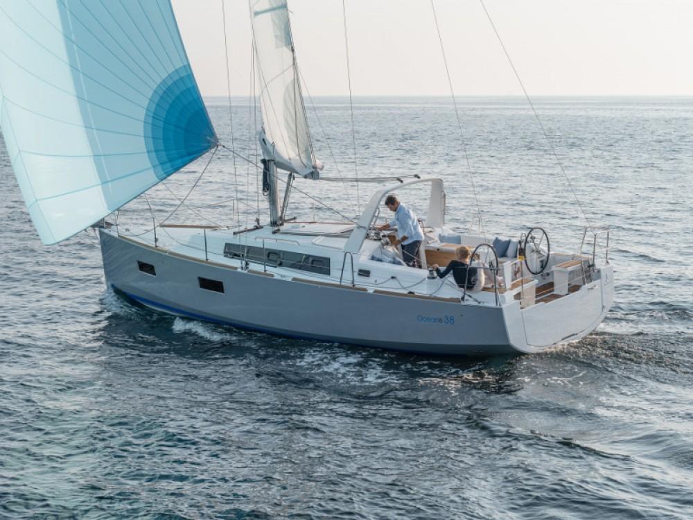 Alquiler Velero en Šibenik - Bénéteau Oceanis 38
