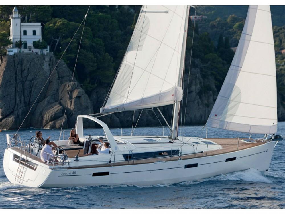 Alquiler de barcos Bénéteau Oceanis 45 en en Samboat