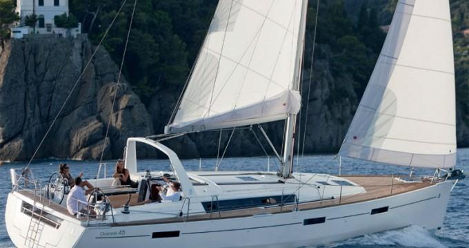 Alquiler Velero en Šibenik - Bénéteau Oceanis 45