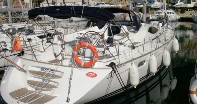 Jeanneau Sun Odyssey 54 DS entre particulares y profesional Betina