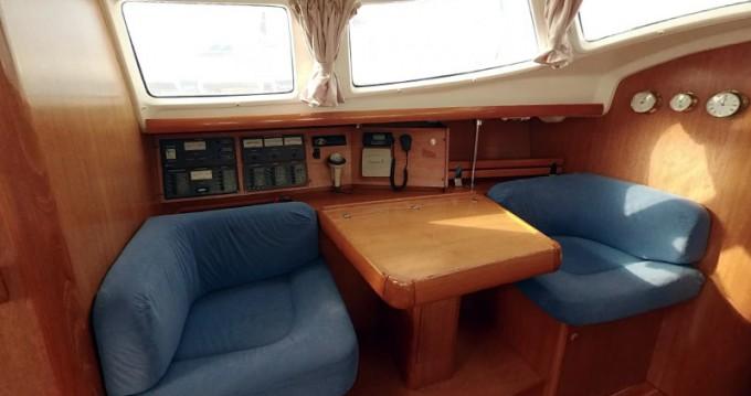 Alquiler Velero en Betina - Jeanneau Sun Odyssey 43DS