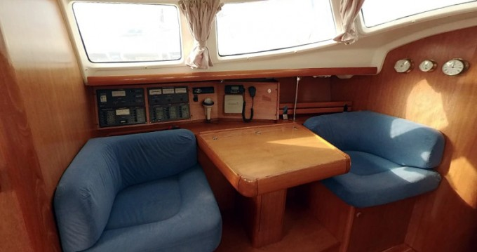 Alquiler de yate Betina - Jeanneau Sun Odyssey 43DS en SamBoat