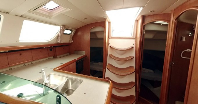 Jeanneau Sun Odyssey 43DS entre particulares y profesional Betina