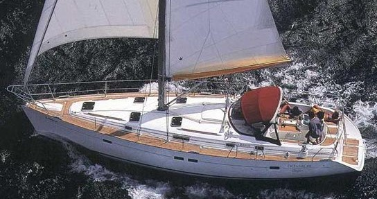 Alquiler de Bénéteau Oceanis 411 en Betina