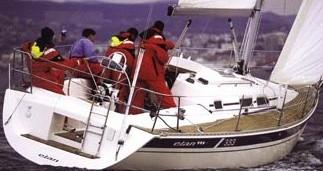 Alquiler de yate Betina - Elan Elan 333 en SamBoat