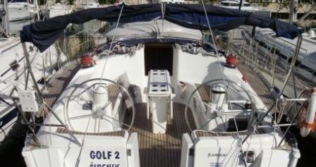 Alquiler de yate Betina - Jeanneau Sun Odyssey 45.2 en SamBoat
