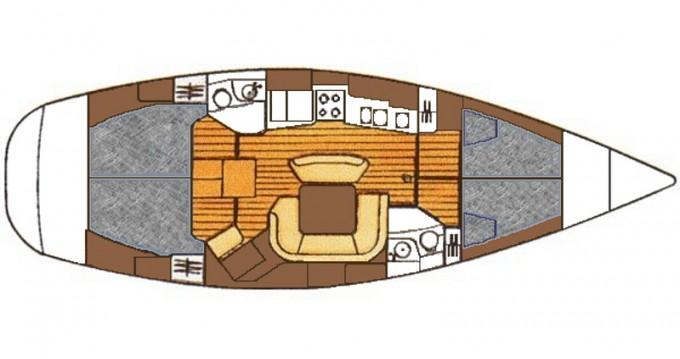 Alquiler Velero en Betina - Jeanneau Sun Odyssey 45.2